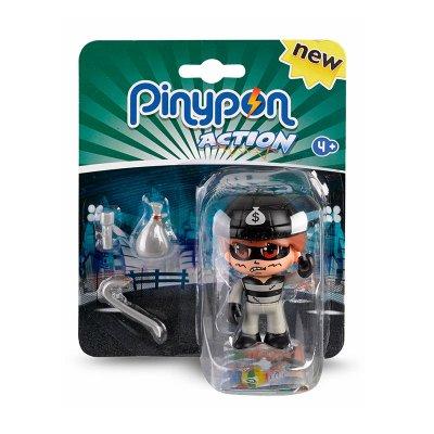 Figuras Pinypon Action Ladron