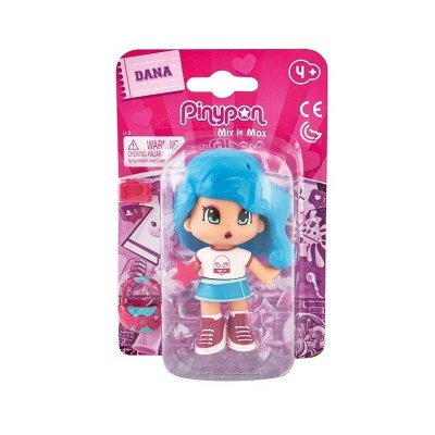 Figura individual Pinypon Mix is Max - Dana