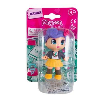 Figura individual Pinypon Mix is Max - Hanna