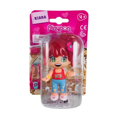 Figura individual Pinypon Mix is Max - Kiara