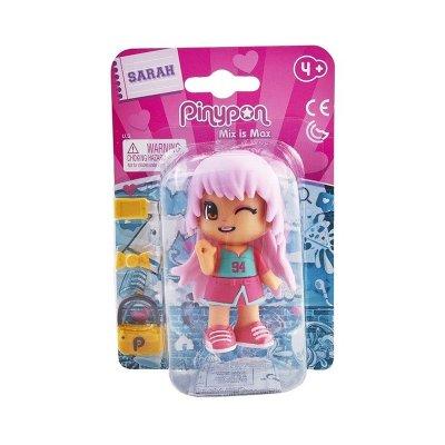Figura individual Pinypon Mix is Max - Sarah