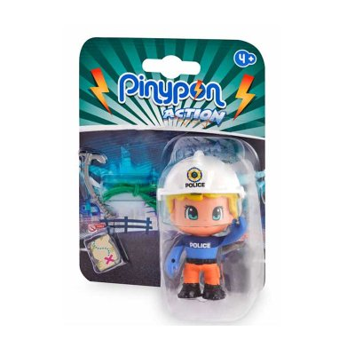 Figuras Pinypon Action Escalador