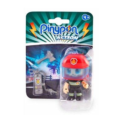 Figuras Pinypon Action Bombero - modelo 2