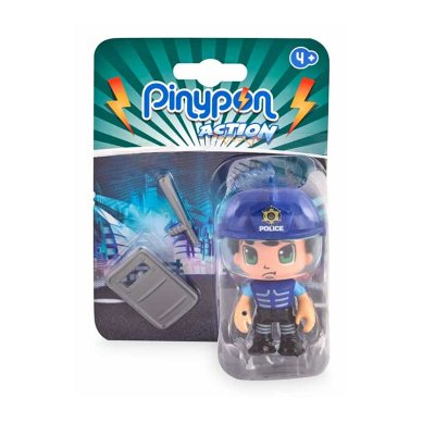 Wholesaler of Figuras Pinypon Action Policía Fuerzas Especiales