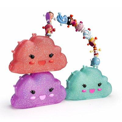 Cajita de nube con 3 Ziwies