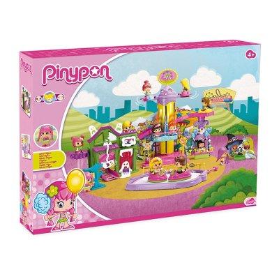 Playset Parque de Atracciones Pinypon