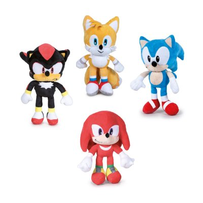 Peluches 30cm Sonic The Hedgehog