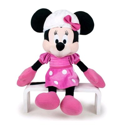 Peluche Minnie Mouse Winter Special 58cm 22""