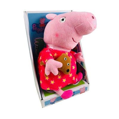 Peluche Peppa Pig c/pijama 20cm