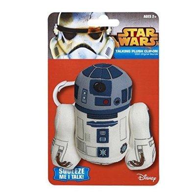 Llavero peluche con sonido R2-D2 Star Wars 11cm