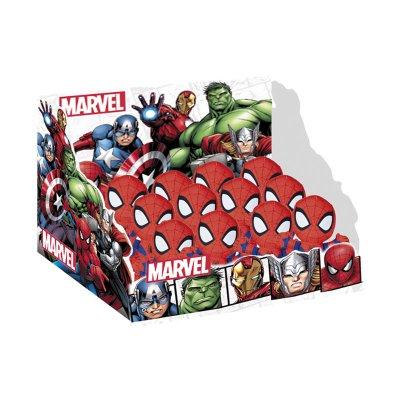 Expositor peluches Spiderman Marvel 19cm