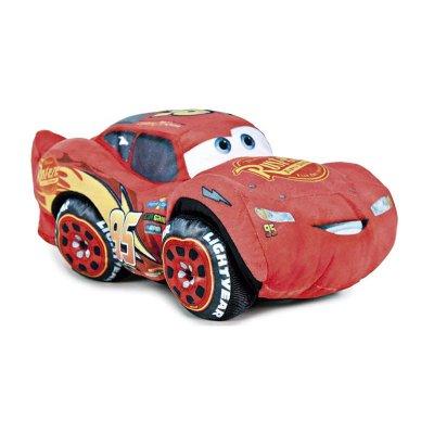 Peluche coche Rayo McQueen Cars 25cm