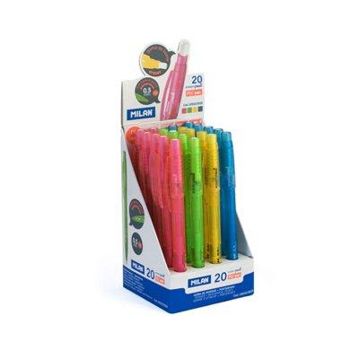 Wholesaler of Portaminas c/goma 0.5 mm eraser&pencil PL1 Look