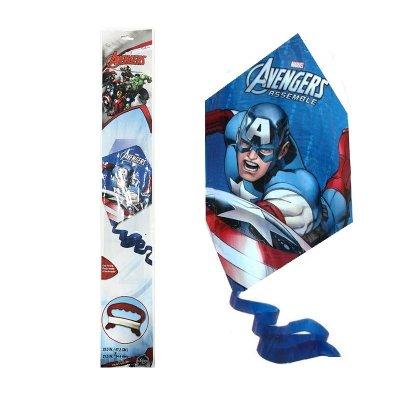 Cometa Capitán América Los Vengadores