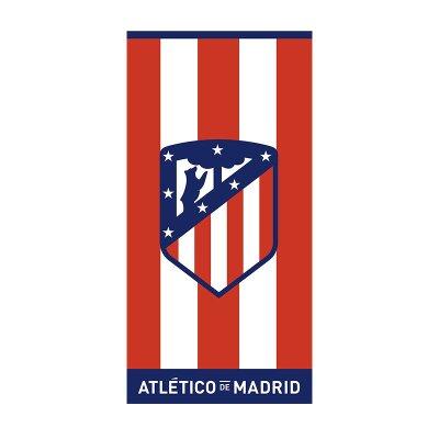 Toalla algodón FC Atlético de Madrid