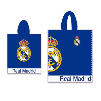 Wholesaler of Poncho toalla con capucha algodón Real Madrid