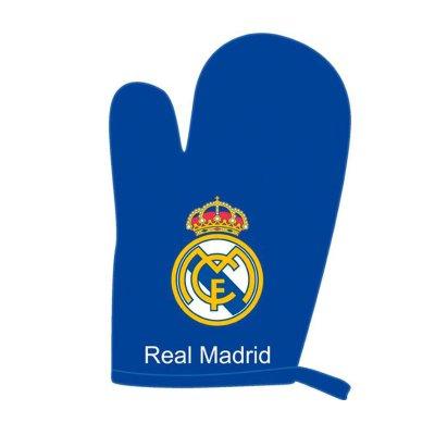 Manopla de cocina Real Madrid