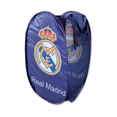 Cesto de ropa FC. Real Madrid