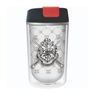 Vaso de café 370ml Harry Potter Hogwarts