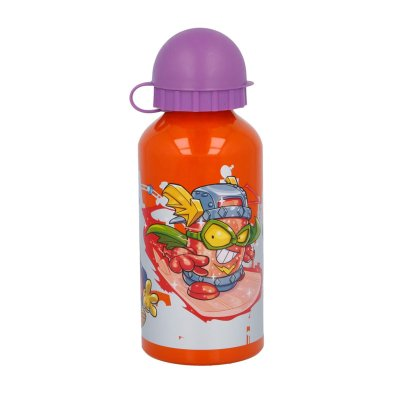 Botella aluminio 400ml Superzings