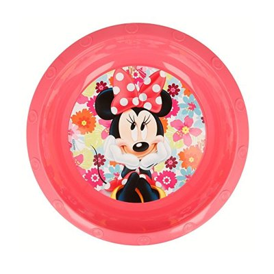 Wholesaler of Cuenco plástico Minnie Mouse