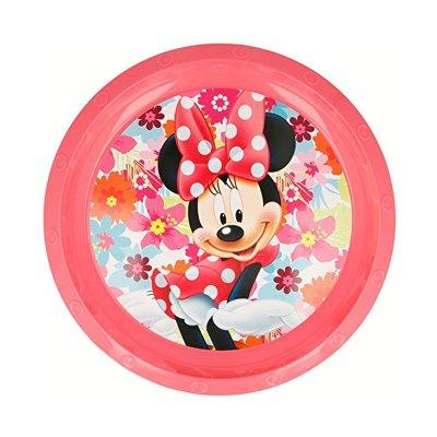 Plato plástico Minnie Mouse