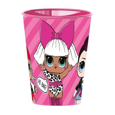 Wholesaler of Vaso plástico 260ml LOL Surprise Glam