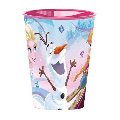 Vaso plástico 260ml Frozen Friends