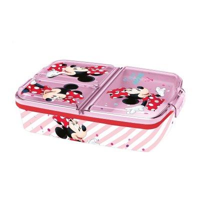 Sandwichera rectangular múltiple Minnie