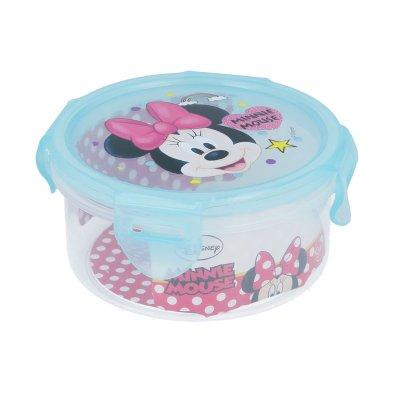 Recipiente redondo 270ml Minnie Mouse