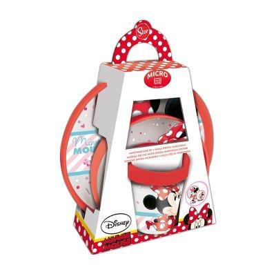 Wholesaler of Set desayuno plástico Minnie Mouse