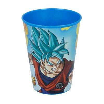 Vaso plástico 260ml Dragon Ball Super