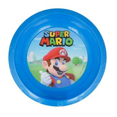 Cuenco plástico Super Mario