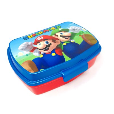 Wholesaler of Sandwichera rectangular Super Mario