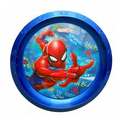 Wholesaler of Plato plástico Spiderman Marvel