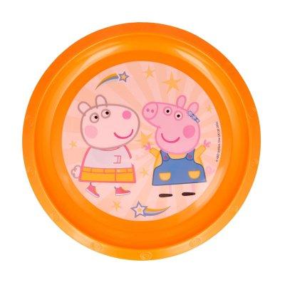 Wholesaler of Plato plástico Peppa Pig Friends