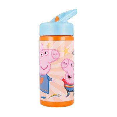 Botella de agua 410ml Peppa Pig