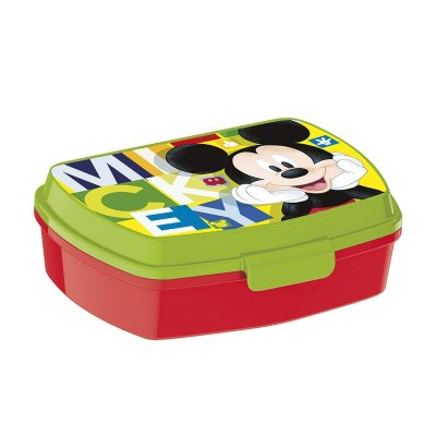 Wholesaler of Sandwichera rectangular Mickey Happy