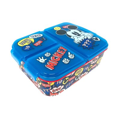 Wholesaler of Sandwichera rectangular múltiple Hey Mickey