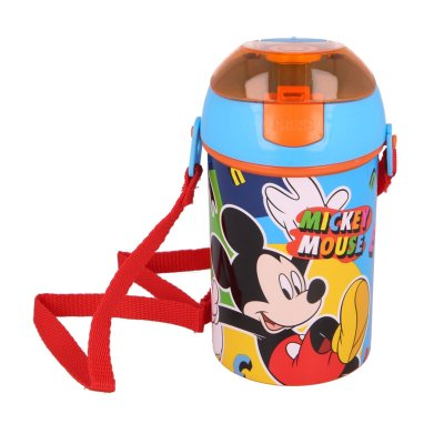 Botella robot pop up 450ml Mickey Mouse Cool Summer