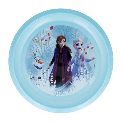Wholesaler of Plato plástico Frozen Disney