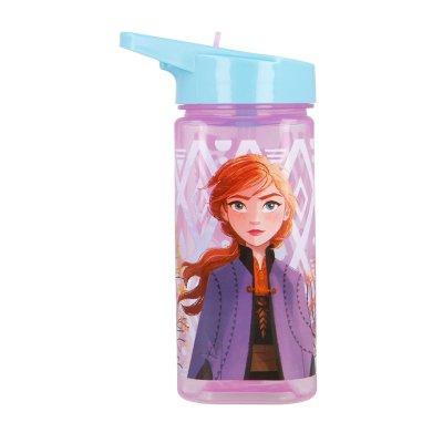 Botella de agua 530ml Frozen II