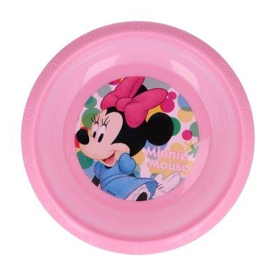 Cuenco plástico Minnie Mouse Fun