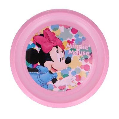 Plato plástico Minnie Mouse Fun