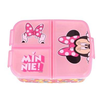 Wholesaler of Sandwichera rectangular múltiple Minnie Mouse