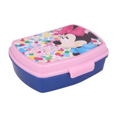 Wholesaler of Sandwichera rectangular Happy Minnie Mouse