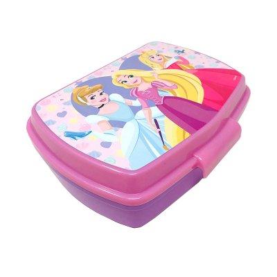 Sandwichera rectangular Princesas Disney Friendship