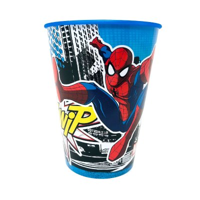 Wholesaler of Vaso plástico 260ml Spiderman Streets Marvel