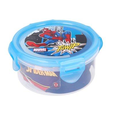Wholesaler of Recipiente redondo 270ml Spiderman Marvel