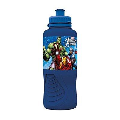 Botella sport pequeña 400ml Los Vengadores - modelo 1